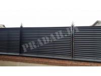 Забор-жалюзи #4