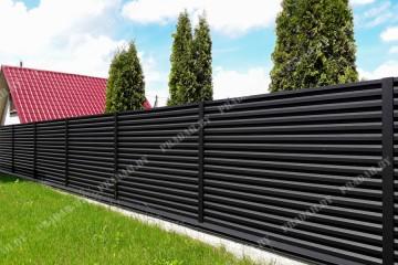 Забор-жалюзи Стандарт